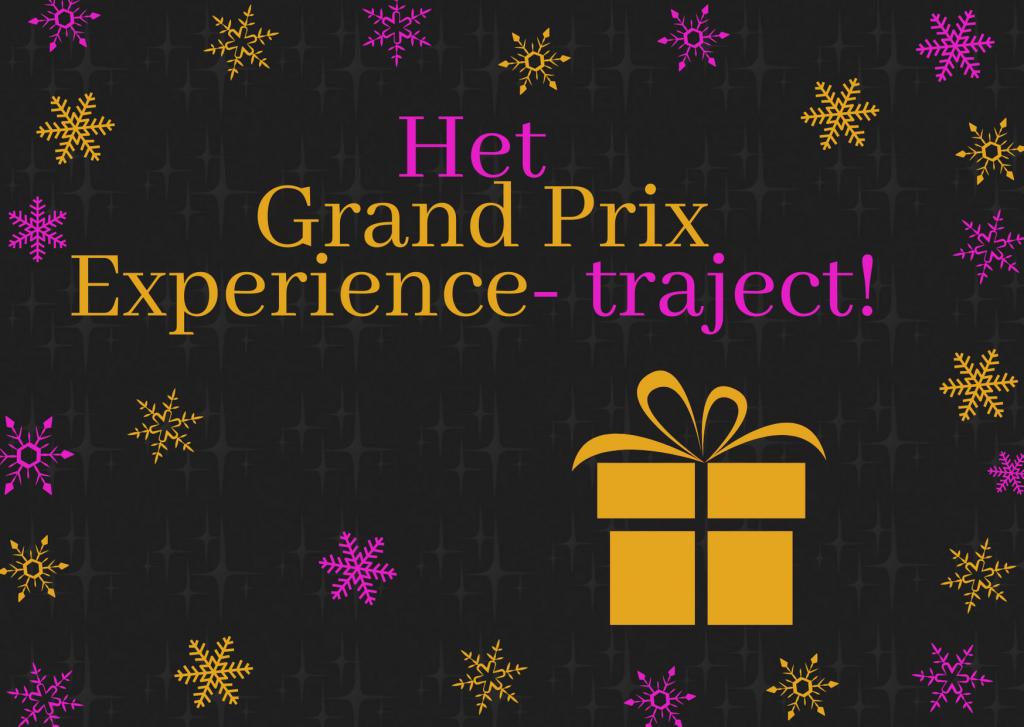 Het Grand Prix Expérience- Traject