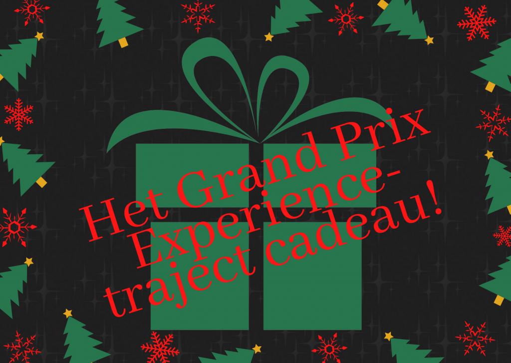 Het Grand Prix Experience- traject cadeau!
