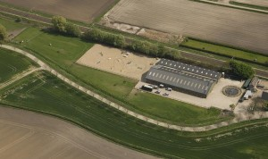 Gors 100 te Hoeven, in de gemeente Halderberge te Noord-Brabant.