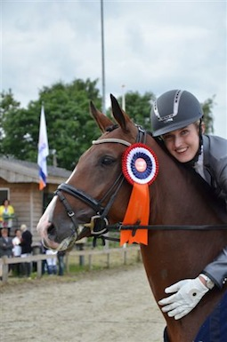 Expertise instructie & training: Leerling Samantha Rijerkerk kampioen regio Z-H